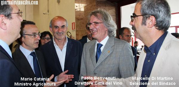 selezione del sindaco 2012 ministro catania