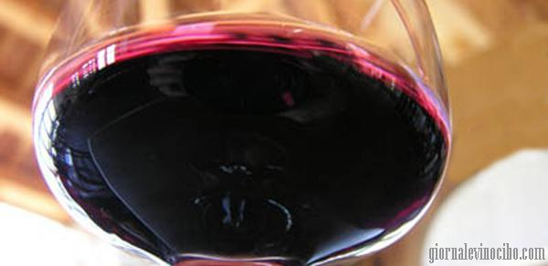 vino effeto ciliegione