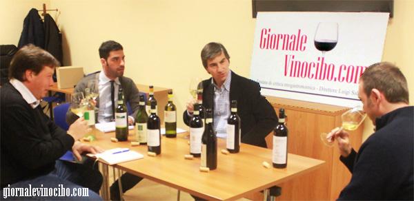 tasting 3 vini piemonte