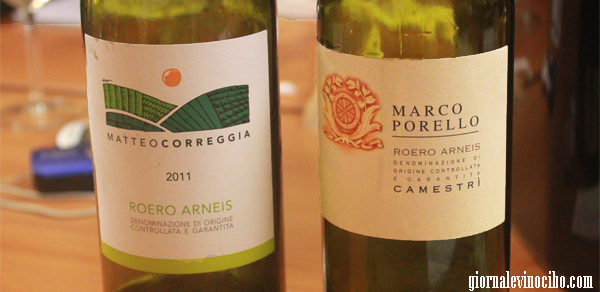 tasting 5 vini piemonte