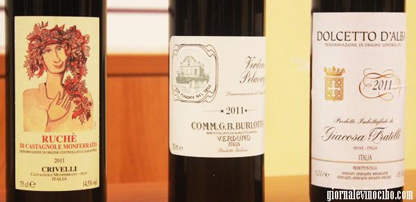 tasting vini piemonte ruchè pelaverga