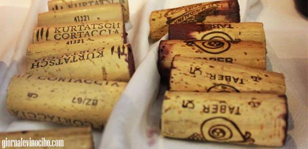 vini alto adige tappi giornalevinocibo