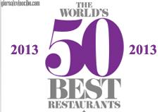 migliori 50 ristoranti al mondo