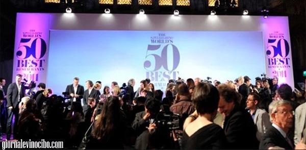 World's 50 Best Restaurants 2013