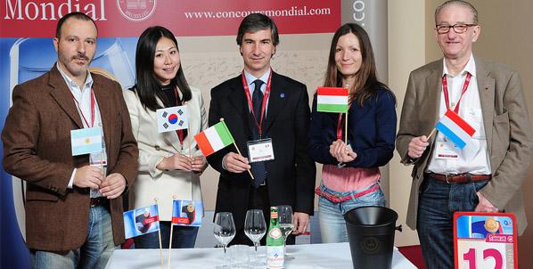 commissione 12 concours mondial bruxelles 2013