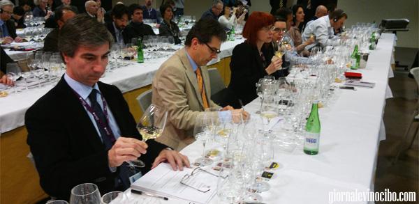 degustazione le donne del vino vinitaly 2013