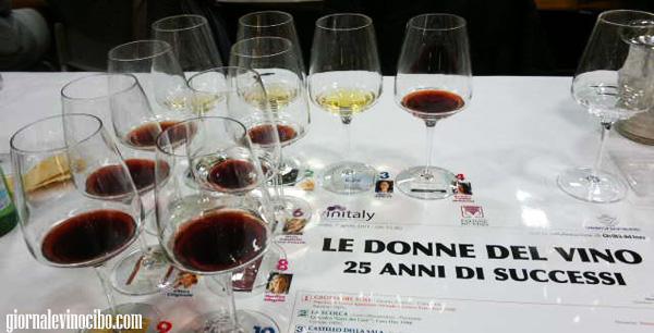 le donne del vino degustazione vinitaly 25 anni