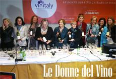 le donne del vino giornalevinocibo