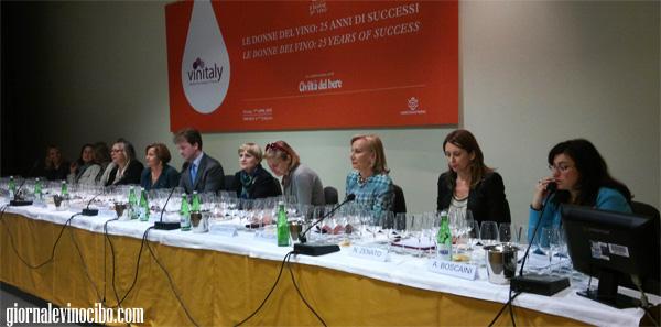 le donne del vino vinitaly 2013