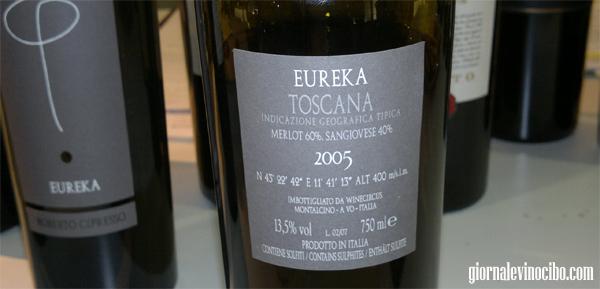 Eureka toscana roberto cipresso winecircus giornalevinocibo