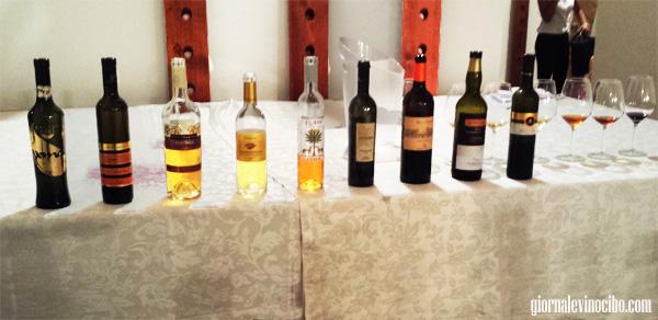 marsala wine i vini dolci