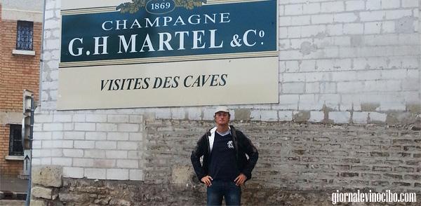 champagne martel