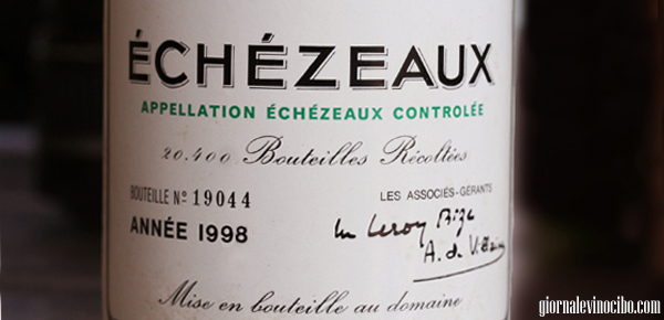 echezeaux 1998