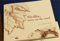sicilia wine on the road home