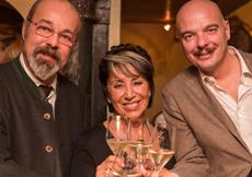 esclusivo Tasting del Cortina Wine Club home