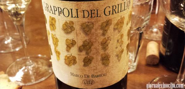 grappoli del grillo 2001 etichetta