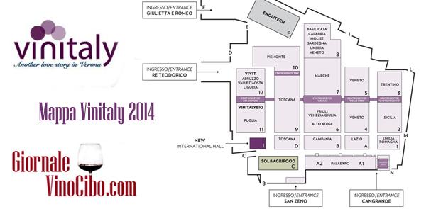 vinitaly 2014 mappa