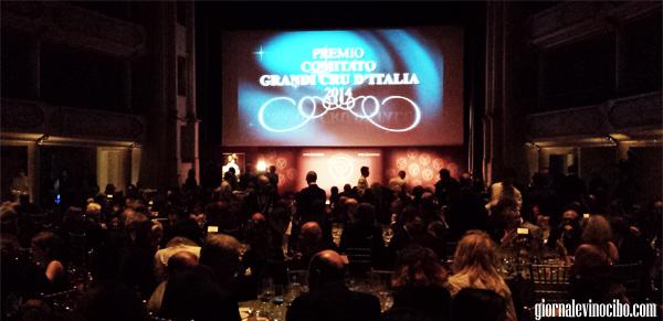 cena gran cru d'italia 2 edizione 2014