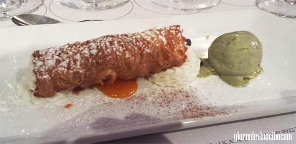 cannolo dolce chef bonsignore