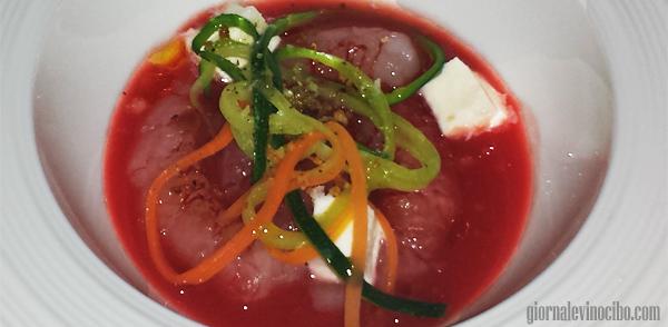 gambero rosso in salsa pomodoro chef bonsignore