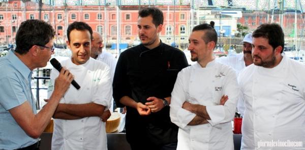 chef emergente sud 2014 i finalisti