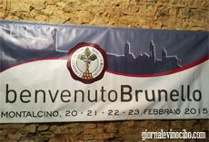 benvenuto brunello 2015 giornalevinocibo