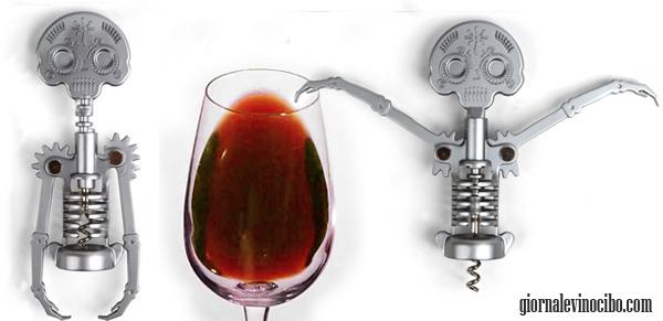 vino effetto crisantemo