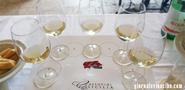 bicchieri vino bianco giornalevinocibo