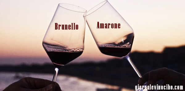 brunello e amarone