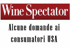wine spectator sondaggi