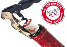 apertura tappo Ardea Seal
