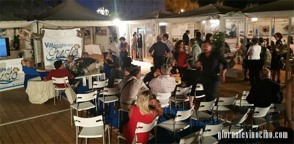 villaggio del gusto castellammare 2015