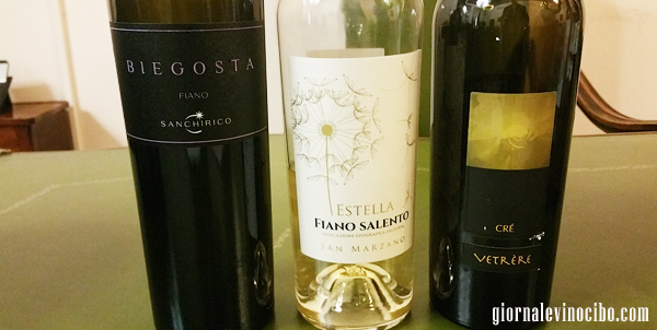 barocco wine music 2015 fiano
