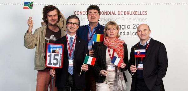 concours mondial 2016 giuria 15