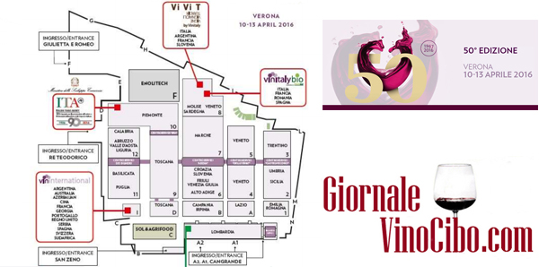 mappa vinitaly 2016