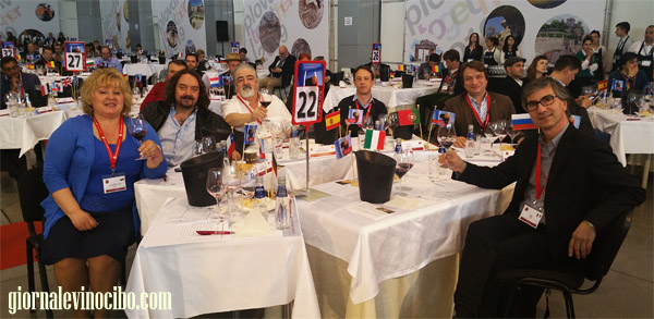 concours mondial 2016 giuria 22 giornalevinocibo