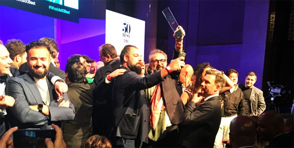 massimo bottura The World's 50 best restaurants giornalevinocibo